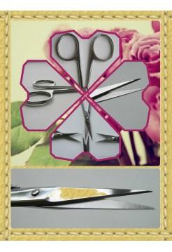 Ножиці нігтьові прямі MZ100