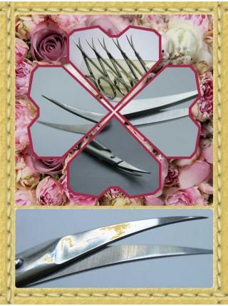 Ножиці нігтьові вигнуті MZ101