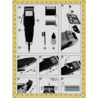 Заточка блоків перукарських машинок